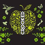 Logo of Crooked Cider Pure Apple