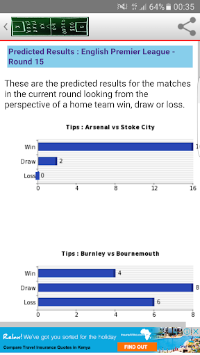 Sports Bets Predictions 1.0 Screenshots 4