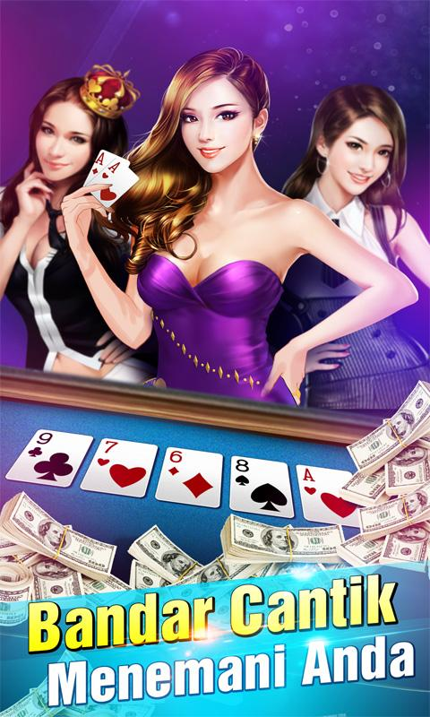 Poker Texas Boyaa-Texas Holdem- screenshot