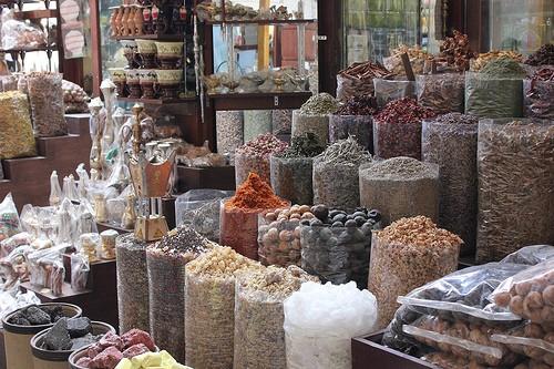 Photo Souk aux épices de Deira