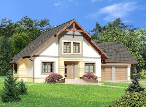 projekt domu Metis III