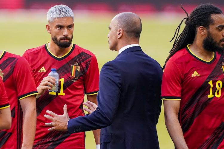 """Yannick Carrasco, plus à l'aise plus haut: """"Comme tous les joueurs offensifs..."""""""