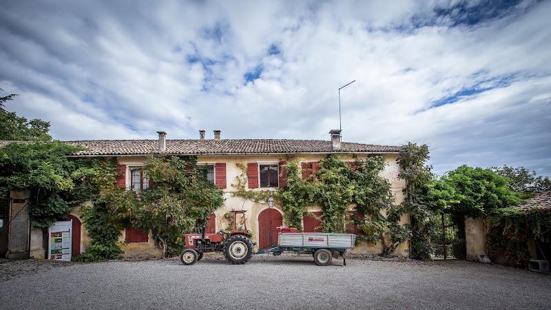 La casa colonica di Marcello Zavalloni