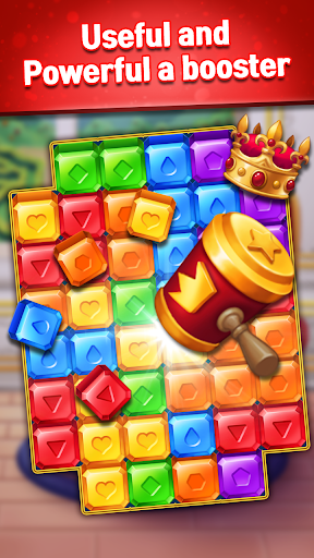 Jewels King : Castle Blast screenshots 3
