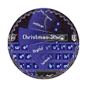 Christmas Star GO Keyboard icon