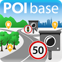 POIbase speed camera warner icon