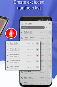 2 Ways Automatic Call Recorder for phone calls 2