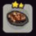 極上キノコハンバーグ