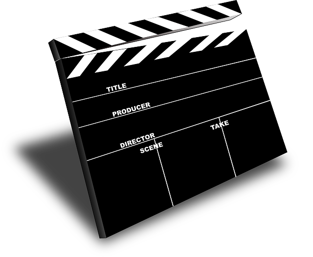 Film, Movie, Clapper, Strip,