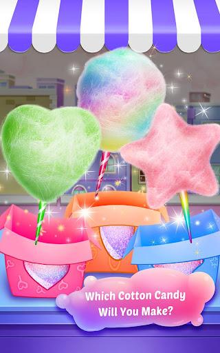 Sweet Cotton Candy Maker  12