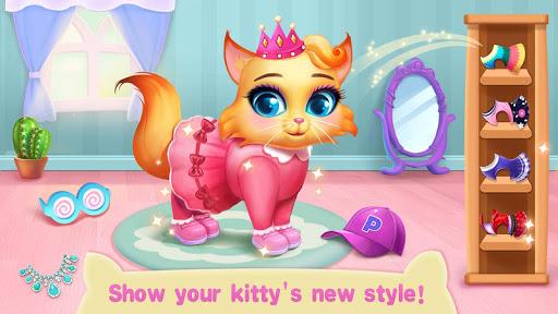 ud83dudc31ud83dudc31Princess Royal Cats - My Pocket Pets screenshots 1