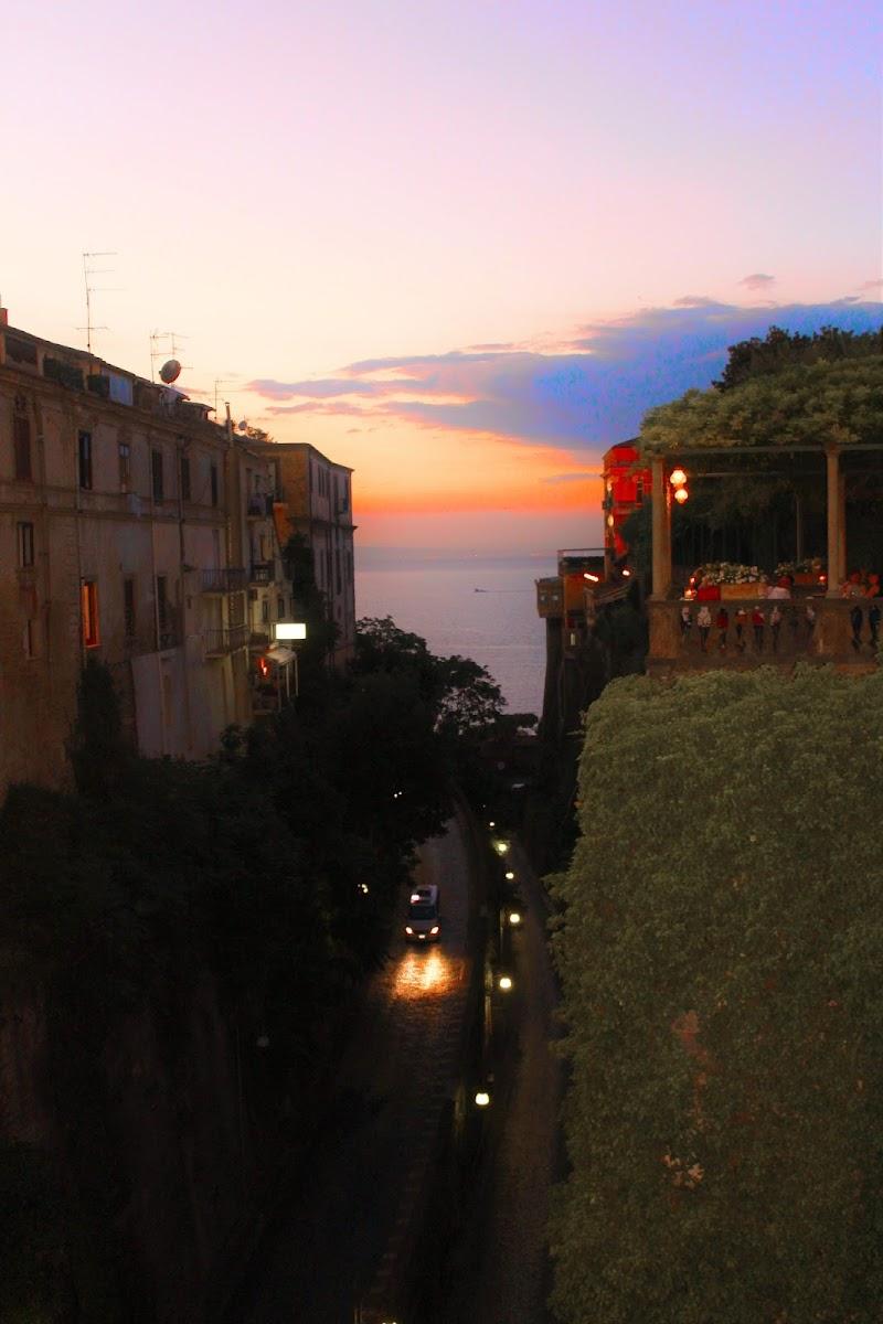 Un balconcino sul mare di Lidia Guillaro