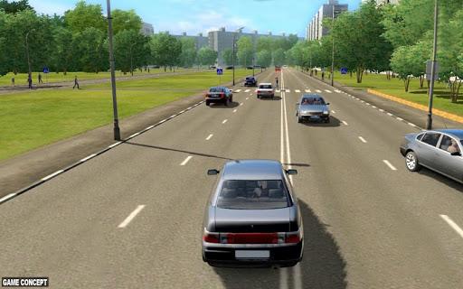 Track Racer - Highway Traffic Burnout 0.1 screenshots 5