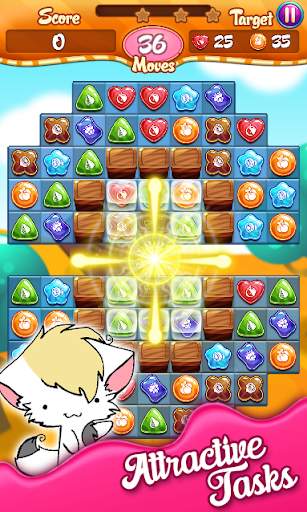 Candy Swap Frenzy Latest Version APK 2