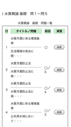 水質概論Quiz
