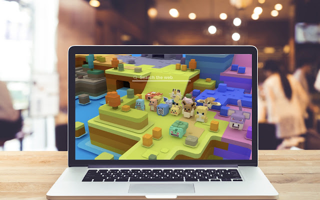 Pokemon Quest HD Wallpapers Game Theme