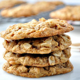 Ginger Oatmeal Cookies.