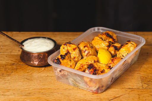 9. Chicken Tikka