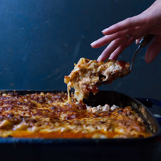Classic Easy Lasagna