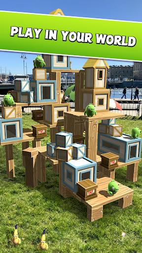 Angry Birds AR: Isle of Pigs 1.1.2.57453 screenshots 2
