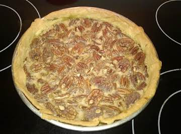 Diet friendly, sugar-free, low carb Pecan Pie