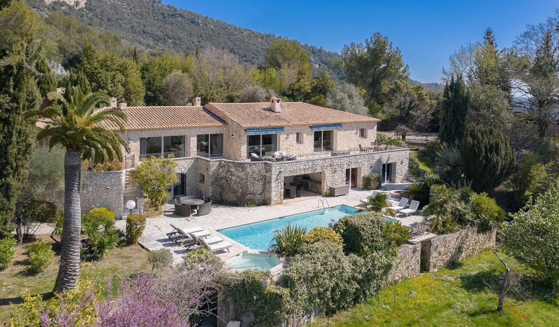 Villa avec piscine et jardin Tourrettes-sur-Loup