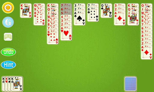 Spider Solitaire Mobile  screenshots 8