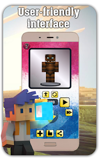 Five Nights At Freddys Skins For Minecraft Pe Apps En Google Play - Arazhul skin fur minecraft pe