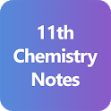 11th Chemistry Notes icon