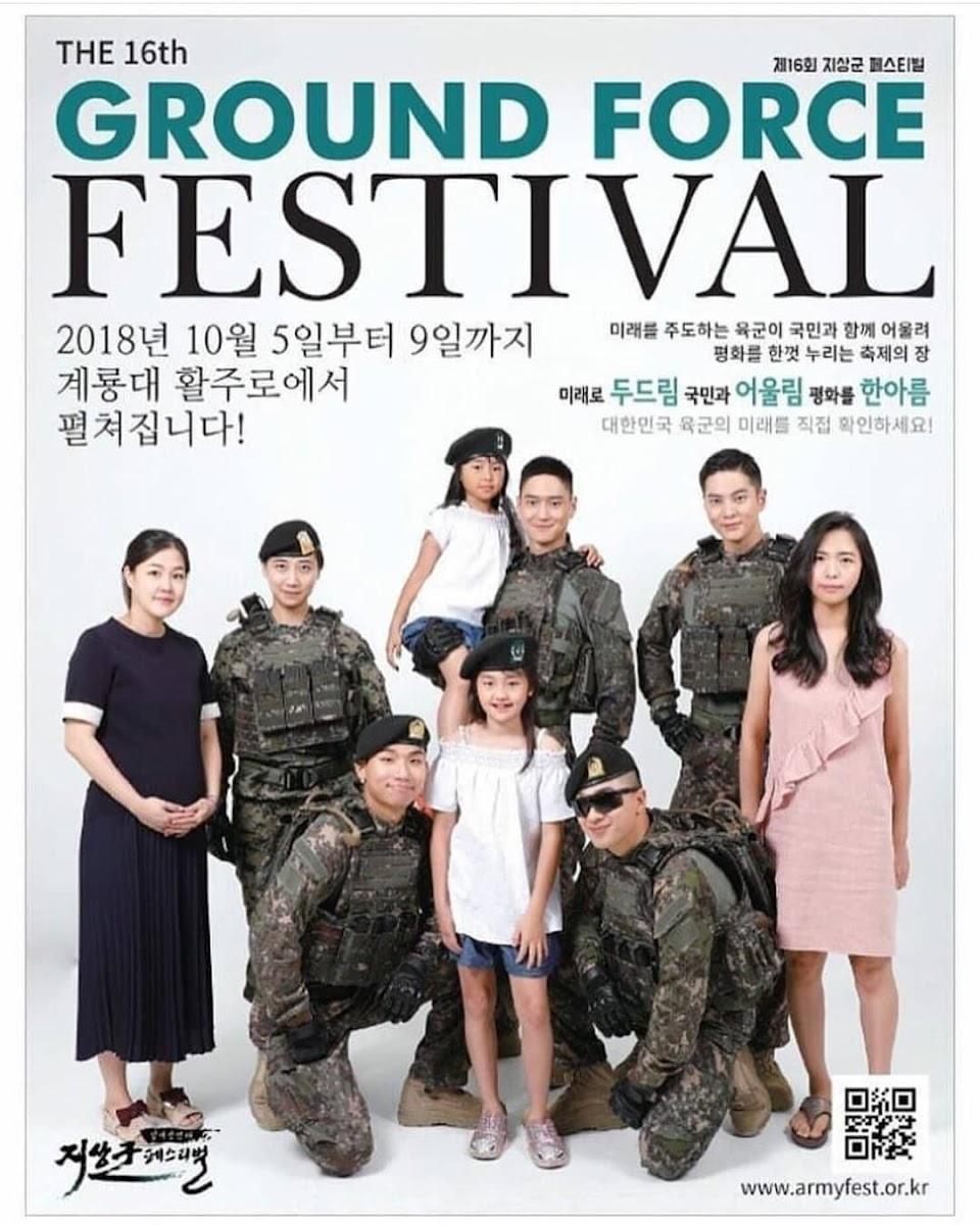 big bang taeyang daesung army 1