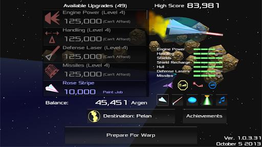 Prepare For Warp screenshot 4