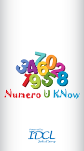 NumeroUKnow:Learn 1 to 100 PRO - náhled