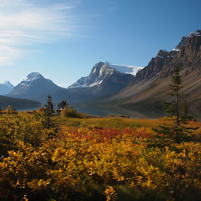 Canadian autumn by Karl Jones - Landscapes Travel (  )