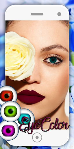 Change Eye Color 7.1 screenshots 12