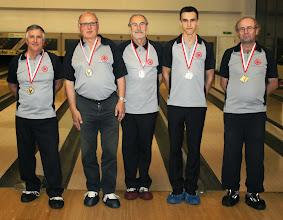 Photo: Team Cup – 2. Platz: BV OÖ