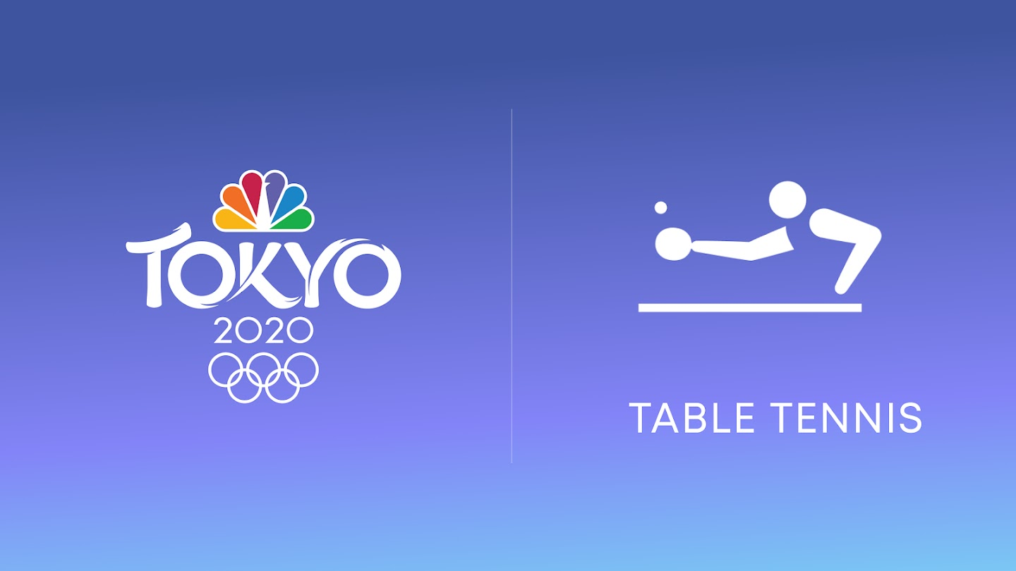 Watch Table Tennis at Tokyo 2020 live
