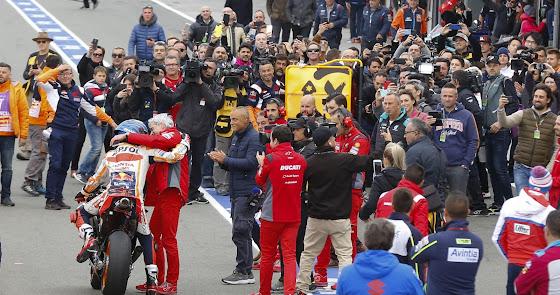 Se suspenden los GP de Argentina y el de Superbikes de Jerez