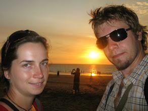 Photo: Darwin - watching sunset at Mindil Beach