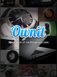 Ownit — Home Inventory Manager- screenshot thumbnail