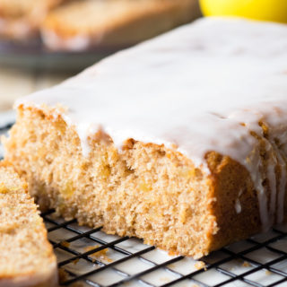 Ginger Cake With Lemon Icing Recipes