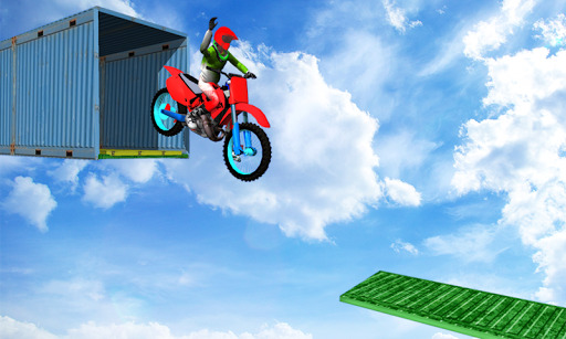 Impossible Moto Bike BMX Tracks Stunt for PC