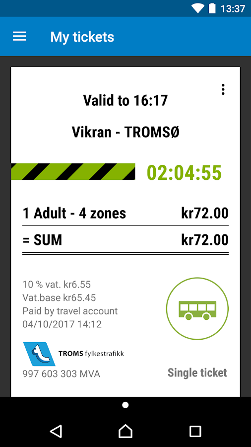 android apps norge Tromsø