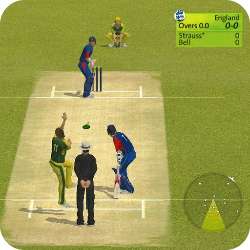 New Cricket Worldcup 2016 (game)