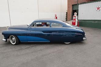 Photo: Myron Reichert's '50 Merc Custom