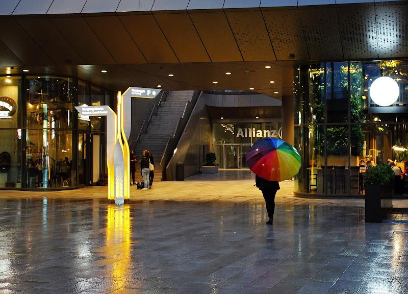 L'ombrello colorato di utente cancellato