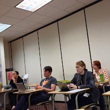 Photo: Talking about Google certification at #edcampmke by shyj