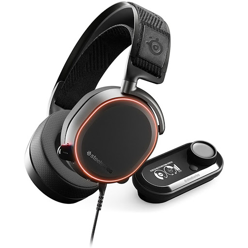 Tai nghe SteelSeries Arctis Pro (RGB) with Game DAC (Đen)