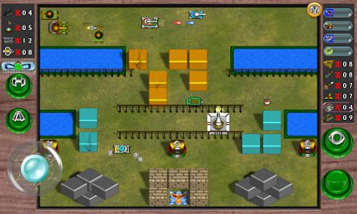 Tank war v3 [MOD] 2