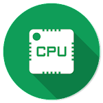 CPU Monitor - temperature, usage, performance Icon