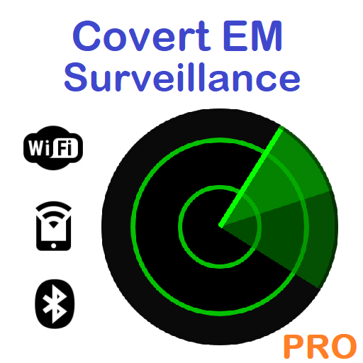 Surveillance Pro - Find & Track BT And WiFi Device Android APK Download Free By IKARUS Projects